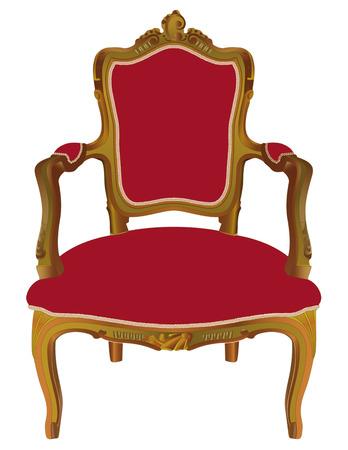 Louis XV armchair