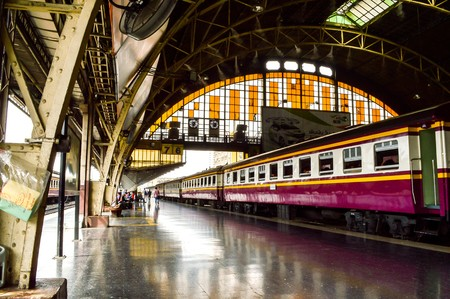 Hualumpong Train station