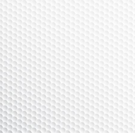 Illustration pour Golf ball seamless pattern - image libre de droit
