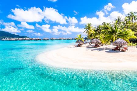 Photo pour Bora Bora Island, French Polynesia. - image libre de droit