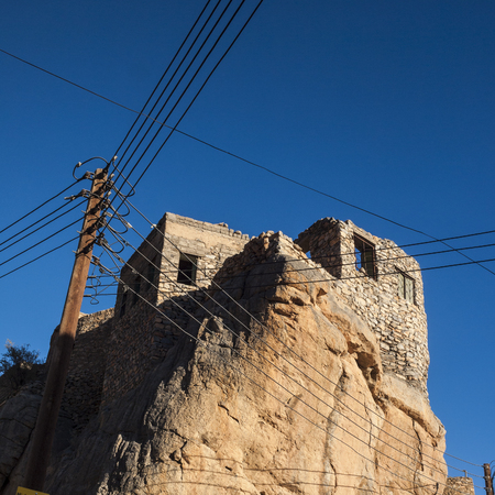 At Misfat Abriyeen, Al Hamra, Oman