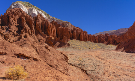 Foto per Valle del Arcoiris, San Pedro de Atacama, Chile, South America - Immagine Royalty Free