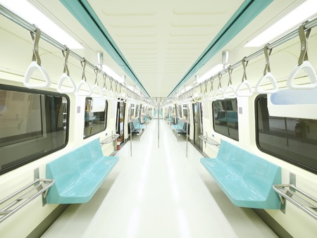 Carriage of mass rapid transit