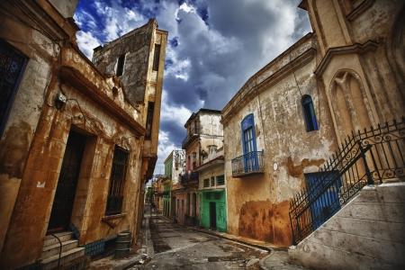 Old part of Havana,Cuba