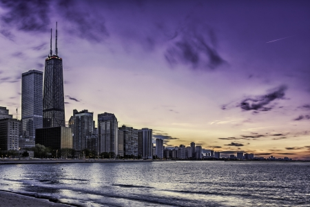 Downtown Chicago Magnificent