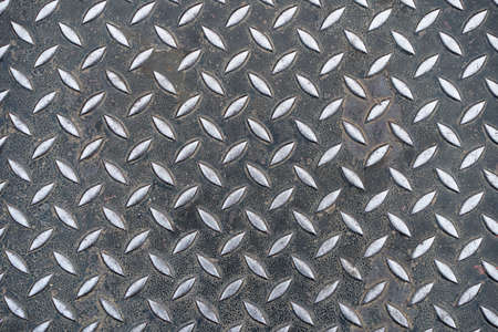 Foto für Rusty steel plate texture and background. grungy metal floor. - Lizenzfreies Bild
