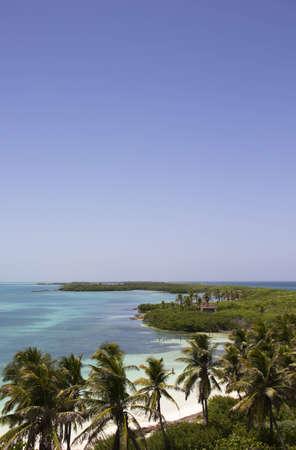 Foto per Isola caraibica - Immagine Royalty Free