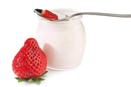 stawberry yoghurt