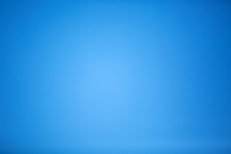 Photography of a truly blue sky without clouds