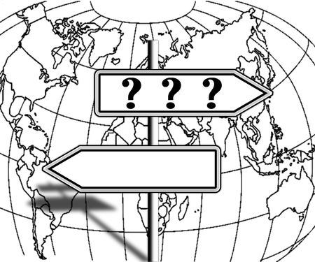 questions on the direction of the world
