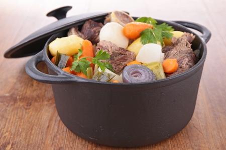 pot au feu, beef stew