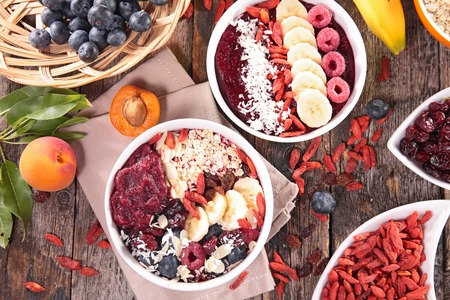smoothie bowl, acai bowl