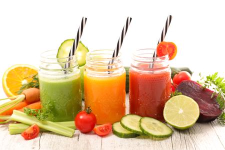 Foto für vegetable juice, summer healthy drink - Lizenzfreies Bild