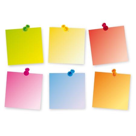 Post-it colors bug