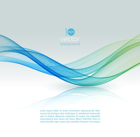 Photo pour Abstract colorful template background. Brochure design - image libre de droit