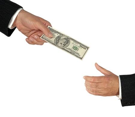 Transfer of dollar
