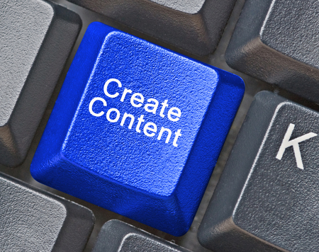 Key for creation of content