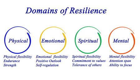 Foto de Domains of Resilience - Imagen libre de derechos