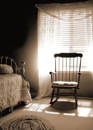 Phenomenal Window Light Room Of Sepia Tones Old Fashioned Vintage Style Spiritservingveterans Wood Chair Design Ideas Spiritservingveteransorg