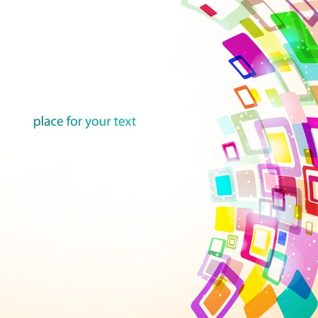 abstract background for your text. Template for business presentation