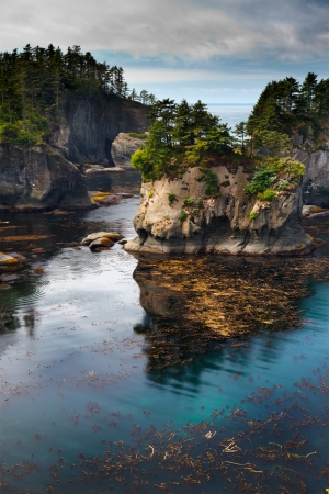 Photo pour Beautiful bay - image libre de droit