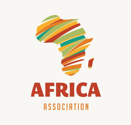 Illustration pour Africa map illustration - image libre de droit
