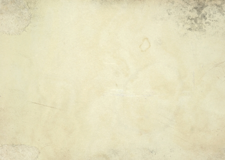 old paper texture on white