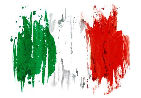 Foto de flag of Italy - Imagen libre de derechos
