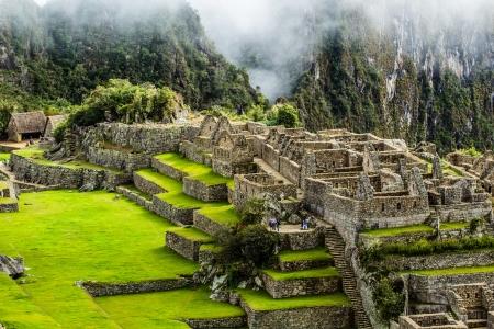 Machu Picchu, the ancient In