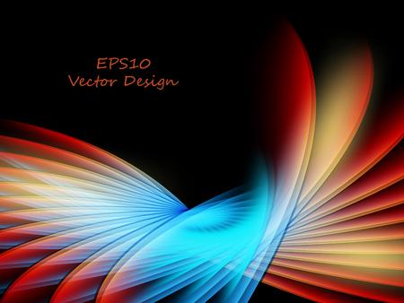 Foto de abstract bright background with copy space. - Imagen libre de derechos