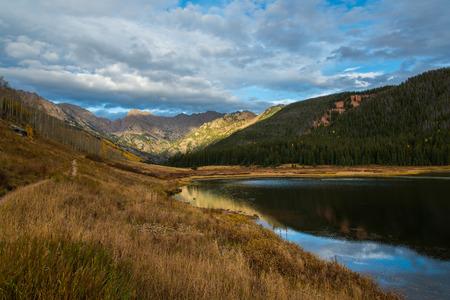 Piney Lake, Vail, CO