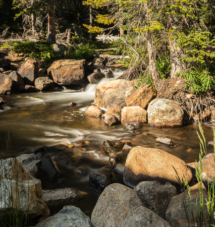 Confluence of Streams, Indian Peaks Wilderness