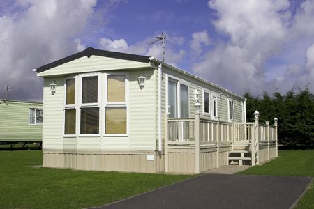 Static Holiday Home