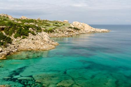 Sardinia, Cala Spinosa beach, near Santa Teresa di Gallura city