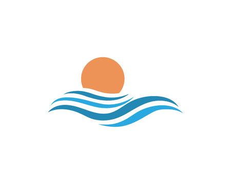 Illustration pour Sun symbols star icon web Vector - - image libre de droit