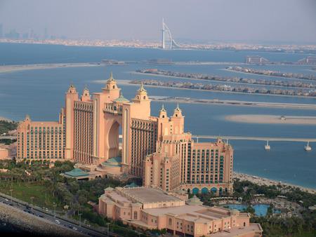Atlantis Hotel on Jumeirah Palm Island in Dubai