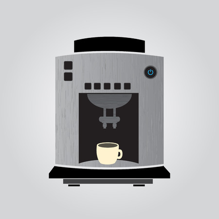 silver coffeemaker espresso machine