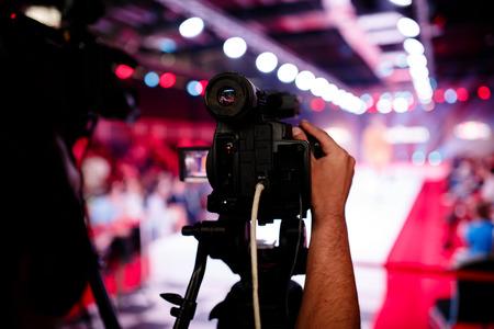 Foto de Fashion Show Stage - Imagen libre de derechos