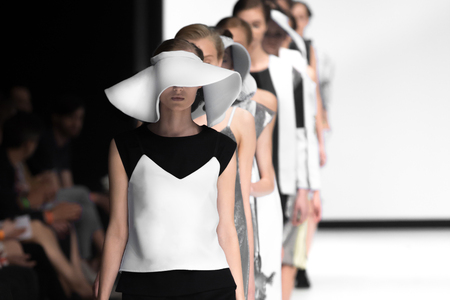 Photo for Fashion Show, Catwalk Event, Runway Show - Royalty Free Image
