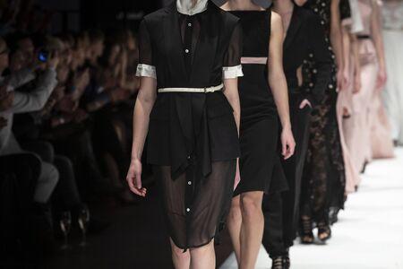 Foto de Fashion Show, Catwalk Runway Event - Imagen libre de derechos