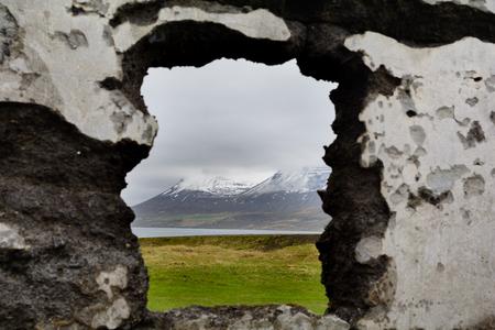 Invierno Seyoisfjordur, Islandia