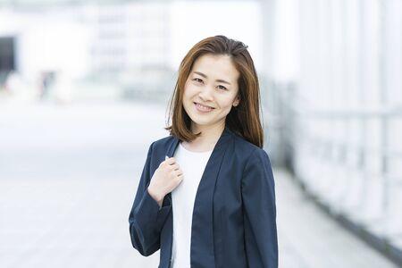 Photo pour Portrait of a Business Woman - image libre de droit