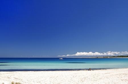 San Vito lo Capo beach, nort