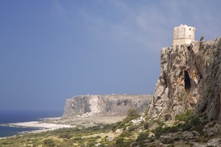 Watchtower In San Vito Lo Capo