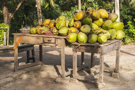 life in the Indian village circa November 2013 in Calcutta.