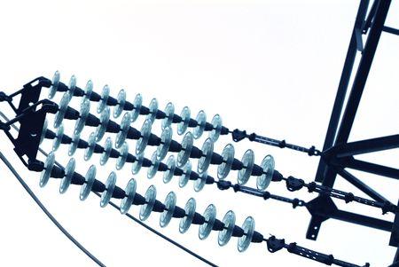 Electrical pylone.