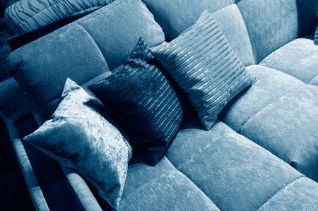 Interior. Pillows