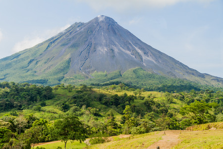 Volcan Arernal, Costa Rica