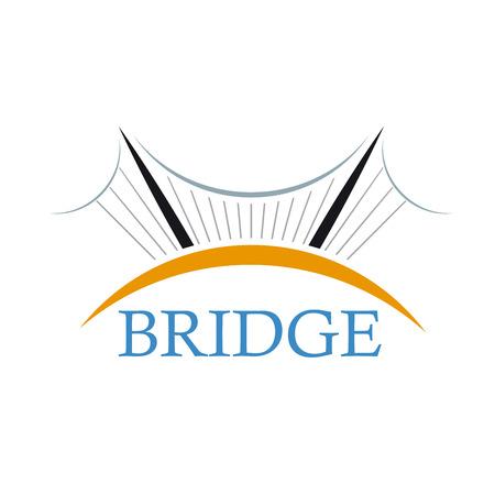 Vector sign The Bridge