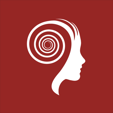 Illustration pour Vector sign dynamic thinking - image libre de droit